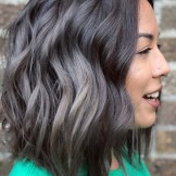 Charming Grey Locks and Fresh Haircut Styles in 2021