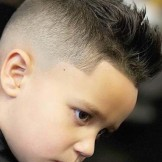 Breathtaking Cool Little Boy Mohawk Haircuts for 2021-2019