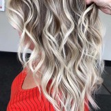Gorgeous Dimensional Balayage Highlights in Year 2018