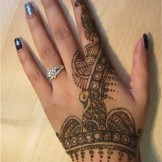 Easy Peacock Mehndi & Henna Designs in 2021