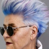 Embracing Colorful Pixie Haircuts for Mature Women in 2021