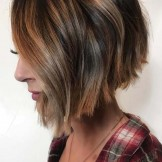 Fantastic Ideas Of Short Bob Haircuts for Women 2018