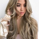 Refreshing Ash Blonde Hair Color Trends for Women 2018