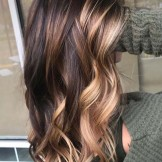 Amazing Brunette Balayage Hair Color Highlights in 2021
