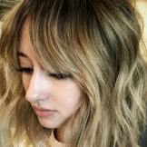 Gorgeous Layers & Fringes Hairstyles Ideas in 2021-2019