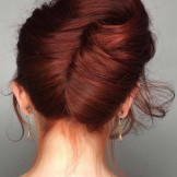 Ultramodern Bun Hairstyles Ideas for Holiday in 2021