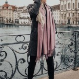 Latest Women's Fashion Ideas With Scarf Styles in 2021