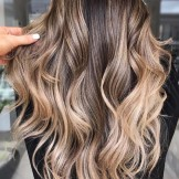 Best Of Balayage Brunette Highlights for 2021-2019