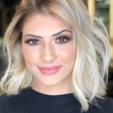 Fabulous Medium Length Blonde Haircuts for Women 2019