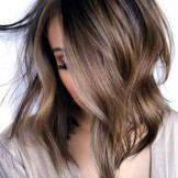 Adorable Balayage Lob Styles to Create in 2021