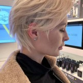 Fantastic Short Pixie Haircut Styles for Women in 2021
