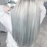 Fresh Grey Hair Color Shades for Women in 2021