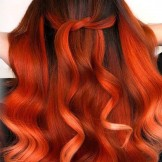 Hottest Fire Red Hair Colors You Must Try in Year 2019