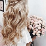 Trendiest Blonde Hair Colors for Wedding Occasion in 2021