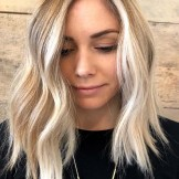 Unforgettable Blonde Lob Styles for Ladies in 2021