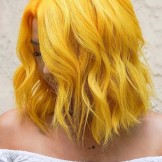 Awesome Yellow Hair Color Ideas & Shades for 2021