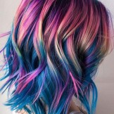 Brilliant Pulp Riot Hair Colors for Medium Hair in 2021
