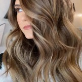 Best Chocolate Brown Balayage Hair Colors in 2021