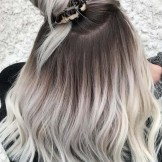 Gorgeous Top Knot Styles & Blonde Shades for Women 2019