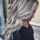 Impressive Ice Blonde Hair Color Ideas & Shades in 2021