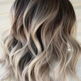 Awesome Long Layered Blonde Haircuts with Dark Roost in 2021