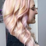 Fabulous Pastel Pink Hair Color Shades You Must See in 2021