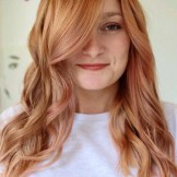Amazing Copper Balayage Hair Color Ideas You Must Try in 2021