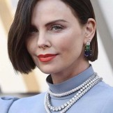 Modern Red Carpet Brunette Bob Haircuts for Women 2019