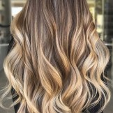 Gorgeous Buttered Wheat Toast Blonde Natural Highlights in 2021