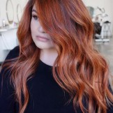 Hottest Red Copper Hair Color Shades to Create in 2021