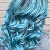 Unique Pulpriot Blue Hair Colors & Hairstyles Ideas for 2021