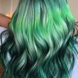 Awesome Pulpriot Green Hair Color Shades for Perfect Look in 2021
