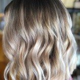 Smooth Balayage Blonde Hair Colors Highlights in Year 2019