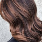 Amazing Sun-kissed Chocolate Brown Hair Colors in 2021