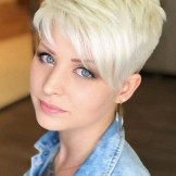 Cute Pixie Haircuts for Short Blonde Hair in 2021