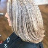 Perfect Grey Blending Hair Color Trends for Girls in 2021