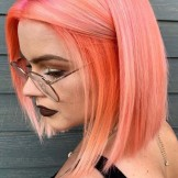 Gorgeous Pink Bob Haircuts for Women to Show Off in 2021
