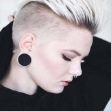 Unique Ideas Of Undercut Pixie Hair Styles for Women 2019