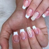 Adorable Luxury Acrylic Nail Arts & Designs in Year 2019