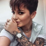 Marvelous Styles Of Pixie Haircuts for Women in 2021