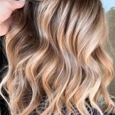 Amazing Champagne Blonde Hair Color Shades for 2021