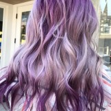 Awesome Purple Hair Color Trends for Ladies to Try in 2021
