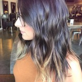 Awesome Textured Lob Haircuts for Women to Follow Nowadays
