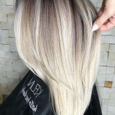 Awesome Blonde Shades with Dark Roots for Women in 2021