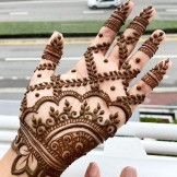 Gorgeous Simple Mehndi Designs You Must Follow Nowadays