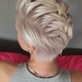 Trendy Pixie Haircuts and Hairstyles for Short Hair in Year 2019