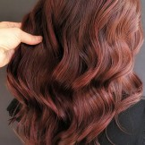 Vibrant Redhead Hair Color Shades to Follow in Year 2019