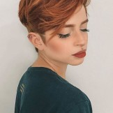 Modern Pixie Haircuts for Short Hair to Show Off in Year 2020