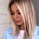 Amazing Lob Cuts with Blended Shadowroots in Year 2020