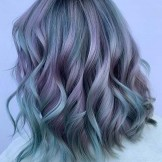 Modern Hair Colors Combinations for Fashionable Look in 2021